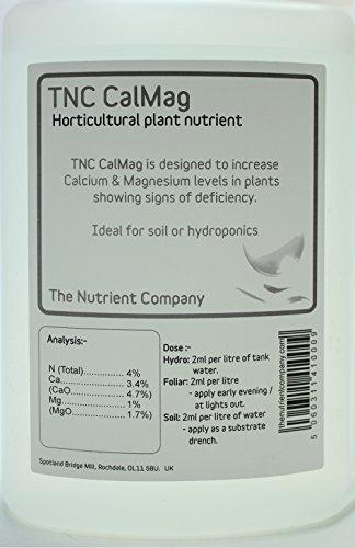 TNC CalMag–tratamiento de calcio y magnesio deficiencia de nutrientes en plantas–EG. Blossom final rot