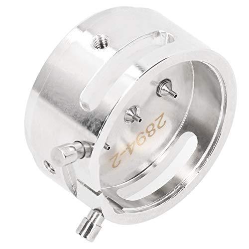 DAUERHAFT Base de Movimiento de Reloj de Acero Inoxidable Herramienta de reparación de Relojes para talleres de reparación de Relojes Uso confiable Accesorios prácticos Herramienta Fija dedicada