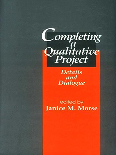 41gYjTDAvLL - Completing a Qualitative Project: Details and Dialogue