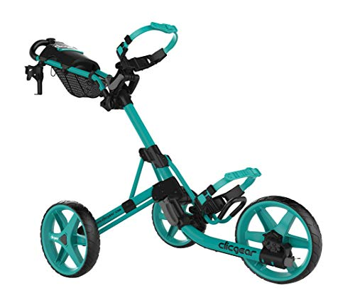 Clicgear Model 4.0 Golf Push Cart, Teal