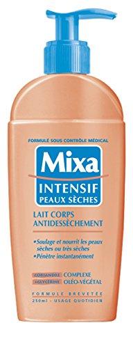 Mixa Corps Intensif Peaux Sèches Lait Anti-Dessèchement 250 ml