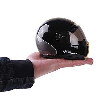 Mini Helmet 9cm Super Mini Cat Helmet Rabbit Helmet Chinchilla Helmet Toy Decoration