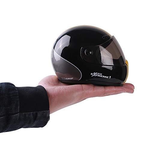 Mini Pet Helmet, 3.5' Cat Helmet Rabbit Helmet Toy...