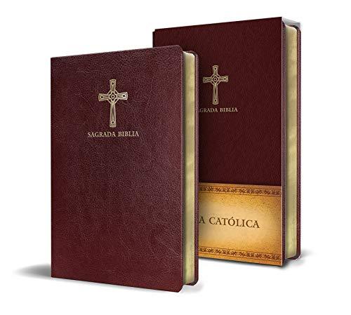 La Biblia Católica: Símil Piel Vinotinto