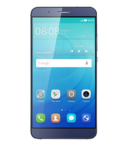 Huawei ShotX Smartphone (5,2 Zoll (13,2 cm) Touch-Bildschirm, 16 GB interner Speicher, Android 5.1) Isle Blue