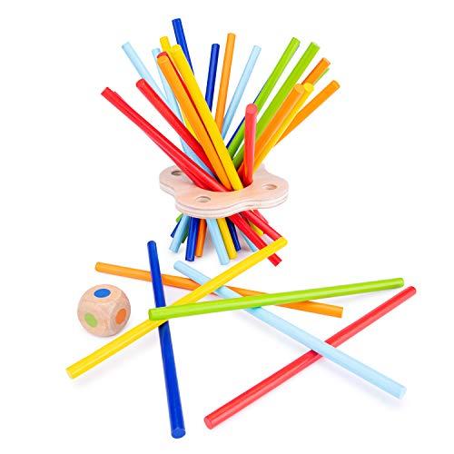 New Classic Toys Jeu de Pick Up Sticks, 10806