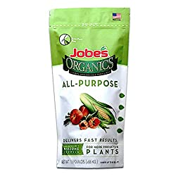 Jobe's Organics 09521 EMW7493448 Purpose Fertilizer with Biozome
