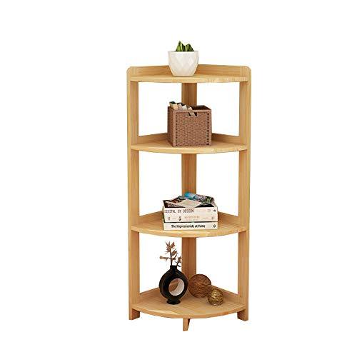 Corner Shelf Massivholz eckschrank eckschrank/eckregal/bodenschließfach(; 30 * 120cm)
