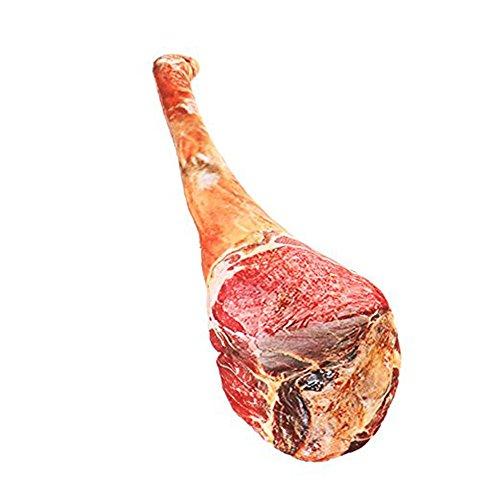 YOOKOON - Cojín de peluche con forma de jamón, diseño creativo, 50 cm
