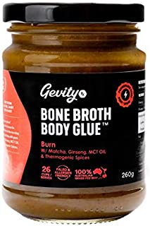 Gevity Rx Bone Broth Body Glue BURN