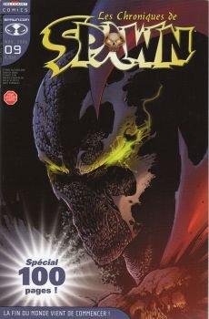 Les Chroniques de Spawn n° 9 - novembre 2006 - spécial 100 pages - La fin du monde vient de commencer !