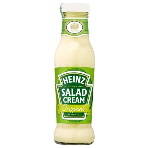 Heinz Salad Cream 285g original (paquete de 12 x 285g)