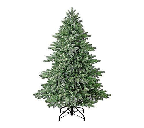 Evergreen Weihnachtsbaum Roswell Kiefer 180 cm künstlicher Tannenbaum Kunstbaum Christbaum Weihnachtsdekoration Adventsdeko