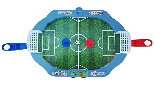 Ikumaal Kicker-Tisch A191, Kinder-Spielzeug Fußball-Spiel Jung-s u. Mädchen Geburtstag-s Weinachts-Geschenk Geschenk-Idee