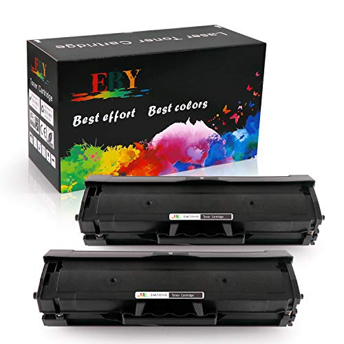 EBY 2 Schwarz Kompatibel Toner Samsung MLT-D111S D111S 111S MLTD111S für Samsung Xpress M2070 M2070W M2020 M2026 M2070FW M2026W M2022W M2022 M2020W