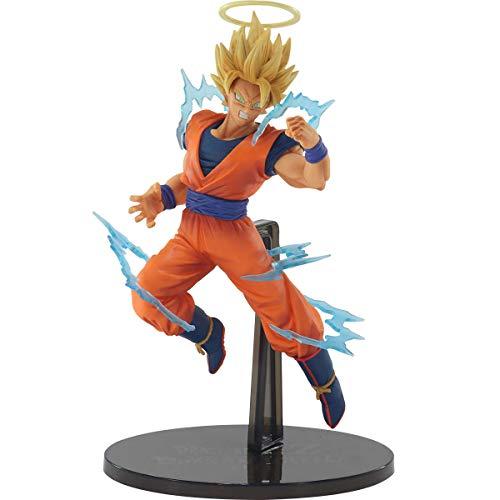 Figure Dragon Ball Z Dokkan Battle Collab Super Saiyan 2 Goku Angel Ref. 20356/20357, BANDAI BANPRESTO