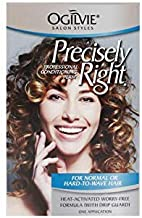 Ogilvie Precisely Right Salon Conditioning Perm For Hard To Wave, 1 each by Condition (Pack of 2)