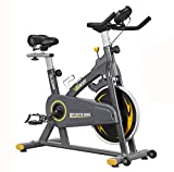 VIGBODY Indoor Cycling Bike Stationary Bike Exercise Bike with with Adjustable Magnetic Resistance