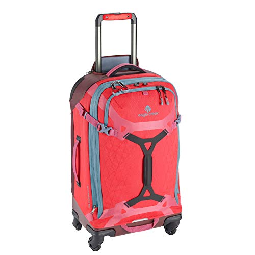 Eagle Creek 26 Inch Rolling Duffel, Coral Sunset, 26 Inch