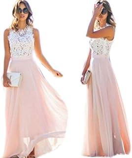 Elegant Semi-Formal Chiffon Maxi Evening Dress