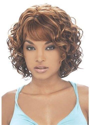Model Model Synthetic Hair Wig - Bling (1)