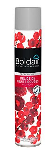 BOLDAIR Désodorisants Délice des Fruits Rouges