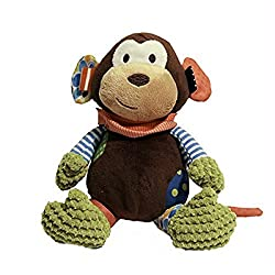 Comfort dog toy which is perfect for cuddle or play time! Made with quality plush materials Includes a squeaker inside Multi textured Great quality fun dog toy Included components: Single Item Age range description: All ages