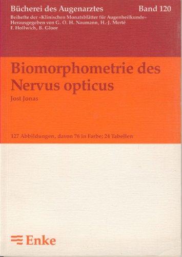 Biomorphometrie des Nervus opticus