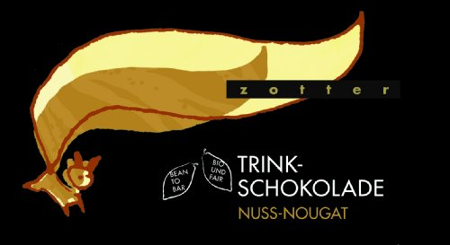 Zotter Trinkschokolade Nuss-Nougat, 100 g