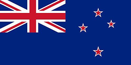 Drapeau Nouvelle Zélande - 90 x 150 cm