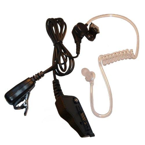 Akustischer Röhrenohrhörer für Kenwood Handtransceiver