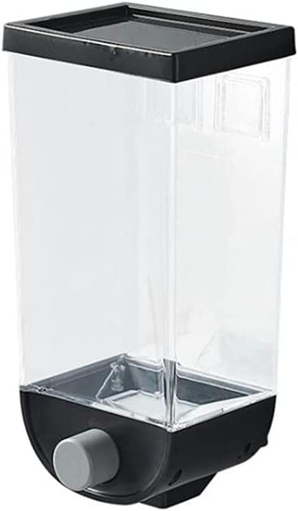 Wall Mounted Dry Food Dispenser Airtight Grains Bucket List price Rice Industry No. 1