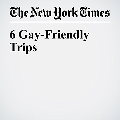 6 Gay-Friendly Trips cover art