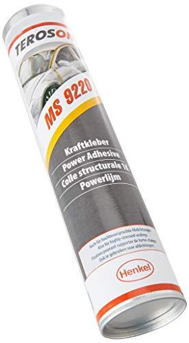 Loctite Teroson MS 9220 Kraftkleber Kartusche, 310 ml, schwarz