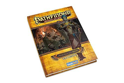 [Pathfinder] La Maschera della Mummkia (Saga Completa)