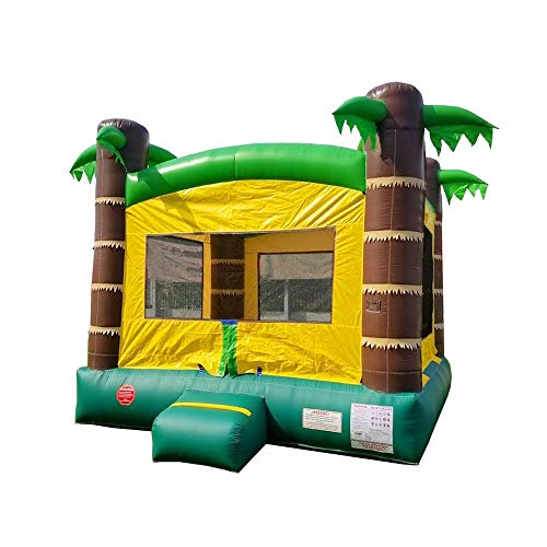 Crossover Tropical Oasis Pogo Bounce House