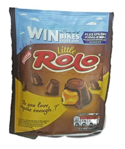 Little Rolo Melkchocolade Caramel Sharing Pouch, 103 g