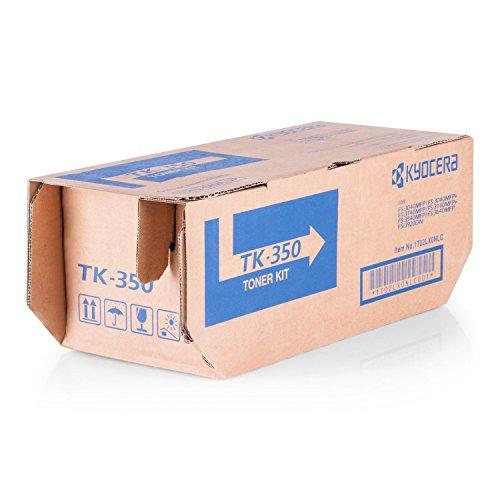 Toner originale adatto per stampanti Kyocera FS 3040MFP plus Kyocera tk350-frc 02j10eu0, 1T02J10EU0, 2j10eu0–Premium cartuccia–Nero–15.000pagine