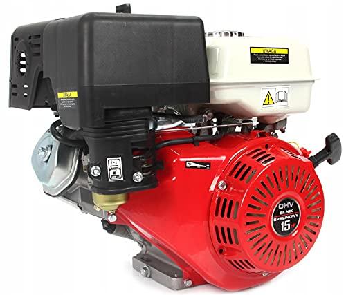 Motore a Scoppio Benzina 423cc 15CV 11 KW OHV 4 Tempi per Go Kart motozappa generatore Universale Albero Ø25.4mm
