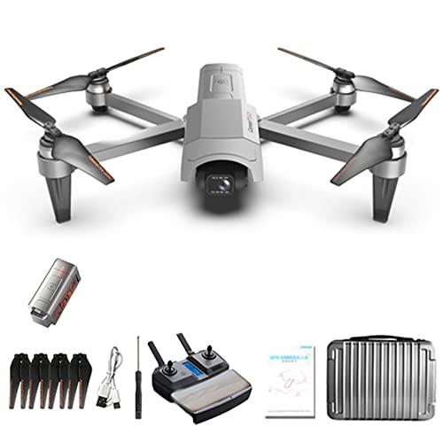 Pumprout Avión de fotografía aérea de Larga duración ICAMERA 1 EIS Gimbal de Dos Ejes Dron antivibración GPS Dron sin escobillas