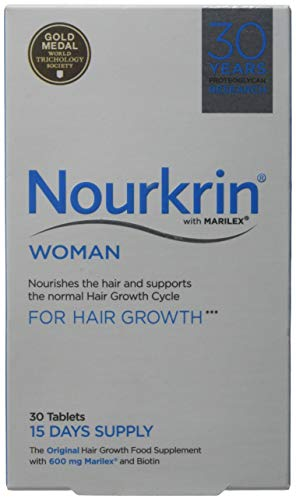 Nourkrin Woman 30 Tablets (15 Days Supply)
