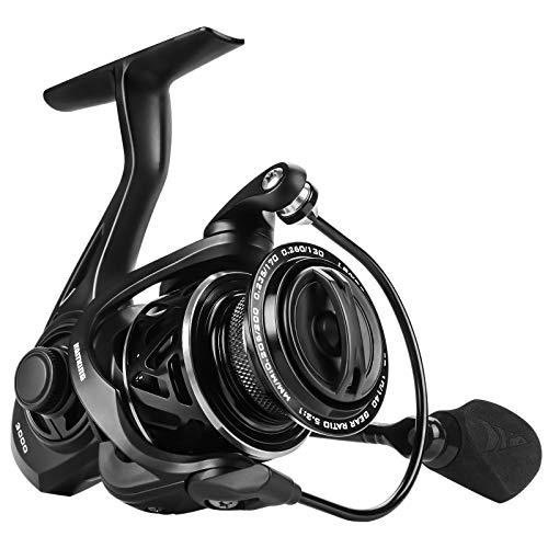 KastKing Zephyr Spinning Reel, Size 3000 Fishing...