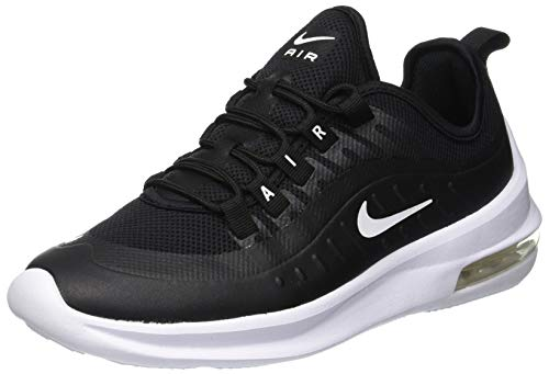 Nike Wmns Air MAX Axis, Zapatillas de Running para Mujer, Negro (Black/White 002), 38 1/2 EU