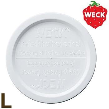 WECK ウェック ガラスキャニスター専用 プラスチックカバー [ Lサイズ ]
