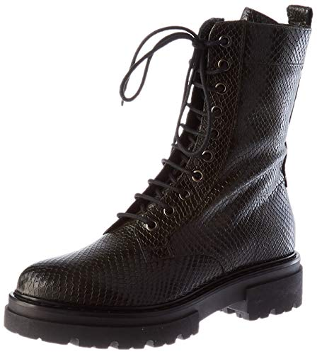 Marc O'Polo Damen 00816036302154 Halblange Stiefel, 410 Khaki, 39 EU