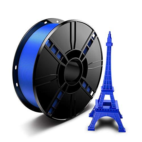Filamento PLA 1,75 mm, LABISTS Stampante 3D Printer Filament PLA, 1 KG Spool (2,2 libbre) Filamento della Stampante, Tolleranza Dimensionale ± 0.02mm, PLA Blu