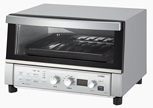 タイガー コンベクション オーブン トースター シルバー レシピ付き やきたて KAS-G130-SN
