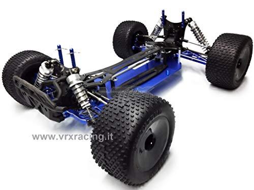 VRX TRUGGY Upgrade 1/10 Interamente assemblato in Carbonio ed ergal