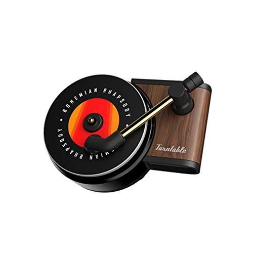 TITA Plattenspieler-Design-Plattenspieler-Autoduft-Diffusor-Lufterfrischer