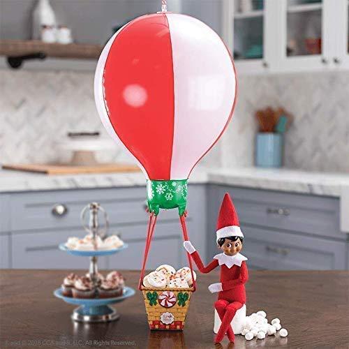 Elf On The Shelf Peppermint Balloon Ride